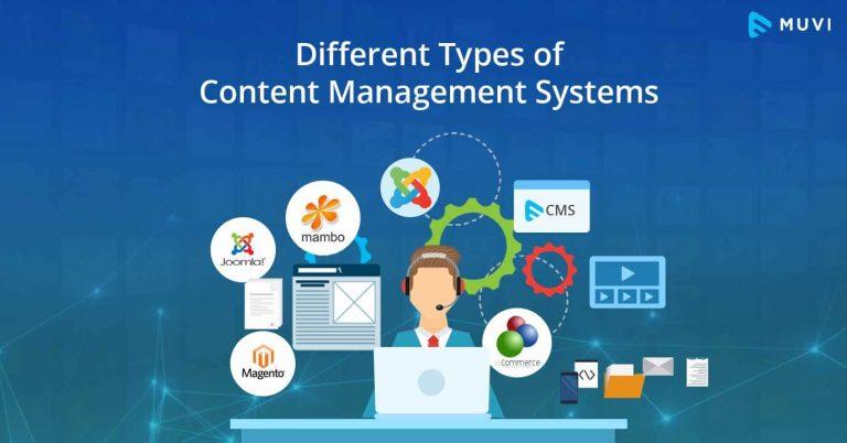 معروفترین سیستمهای مدیریت محتوا