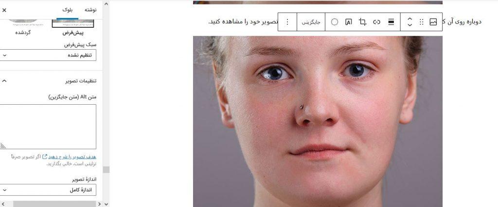 افزودن متن جایگزین تصاویر در وردپرس